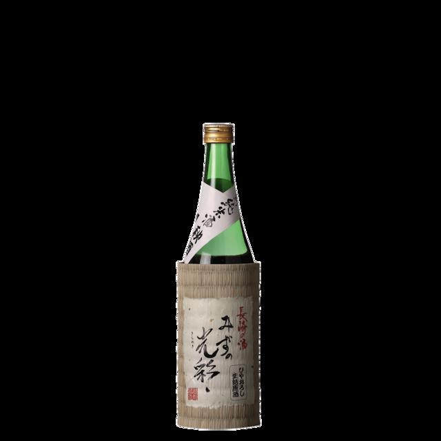 みずの光彩 ひやおろし生詰原酒 /720ml