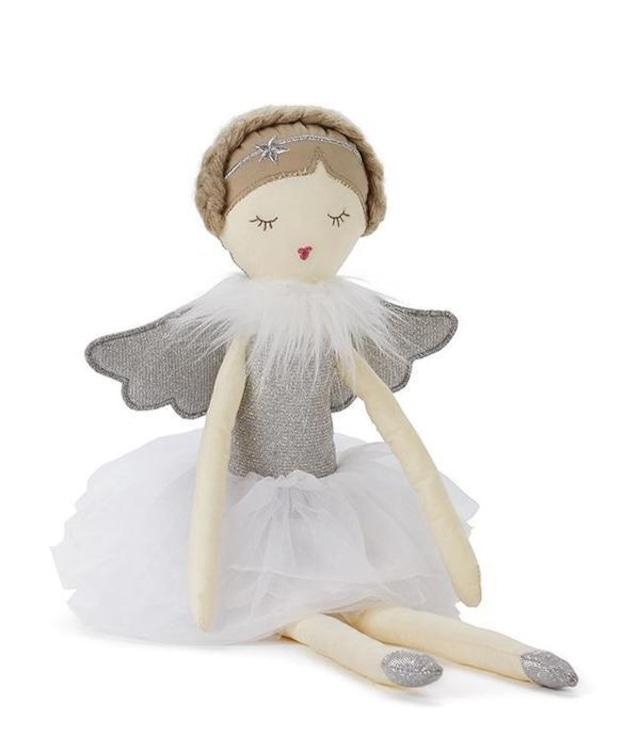 NANAHUCHY / Florence the Fairy-White