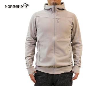 NORRONA    falketind warmwool2 Stretch Zip Hood mens