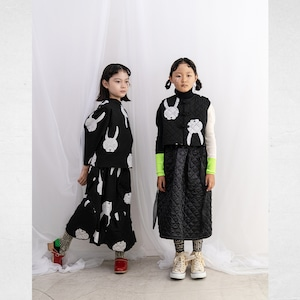 CHINA QUILTING VEST / LL