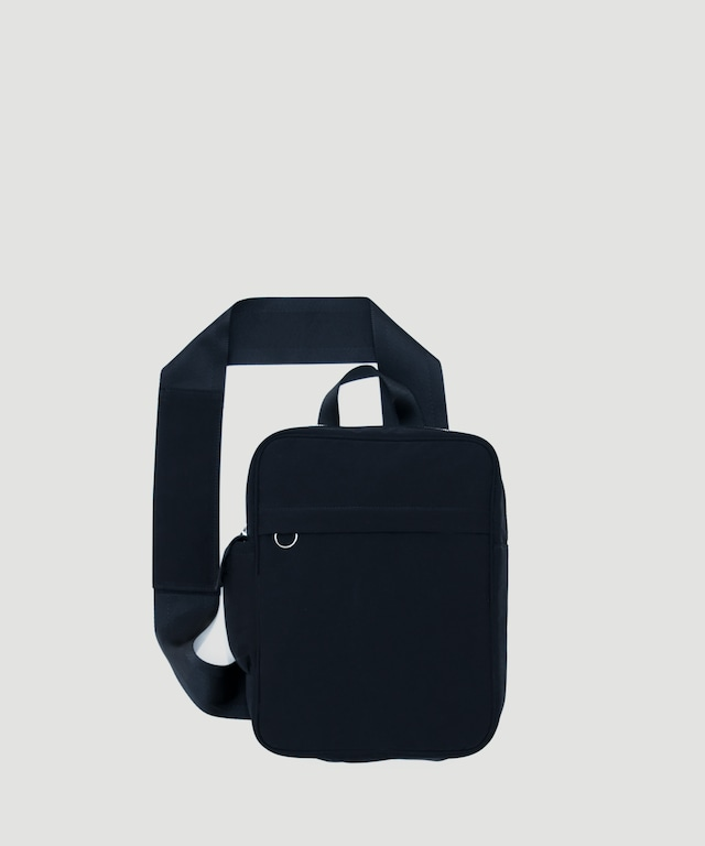LORINZA   Peach Skin Square Shoulder LO-19-ZX-10 Black