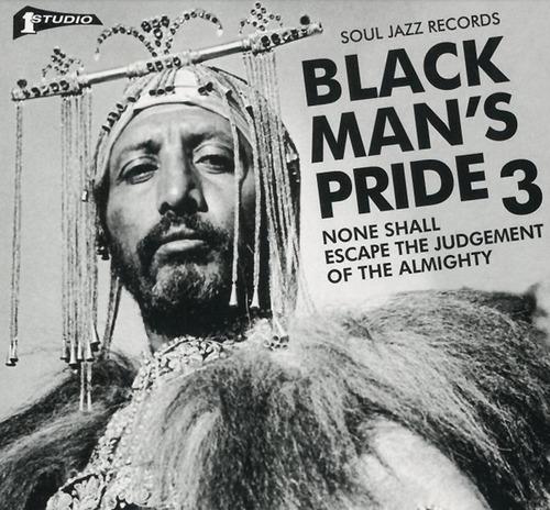 【ラスト1/LP】V.A.(Soul Jazz Records Presents)- Studio One Black Man's Pride 3