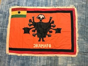 アサフォ•フラッグ『ASAFO FLAG』 012