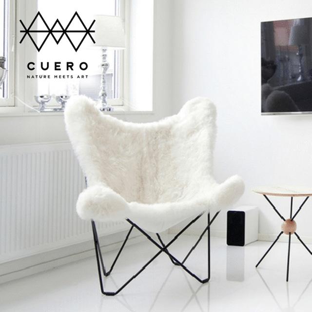 BKF Chair バタフライチェア  ICELANDシープスキン[ cuero ]