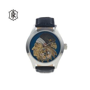 JOHNNYROGER メンズ 腕時計 フライングトゥールビヨン Tourbillon Vecc