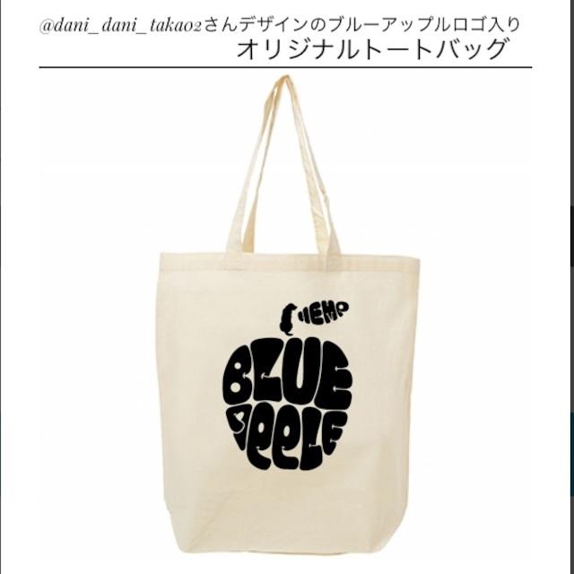 オリジナルトートバッグ(eco bag)ナチュラル【ネコポス発送可能】