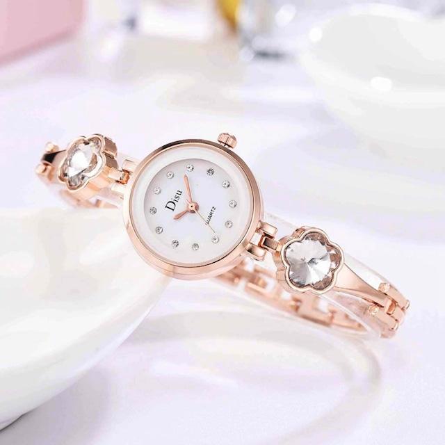 DISU LT-D3067(white) レディース腕時計