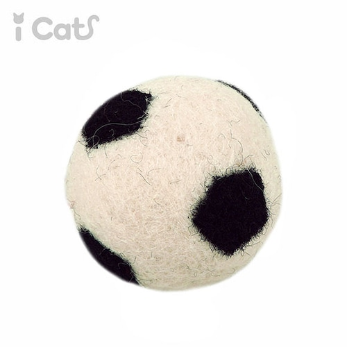 猫トイ(コロコロフィルトトイ)サッカーボール
