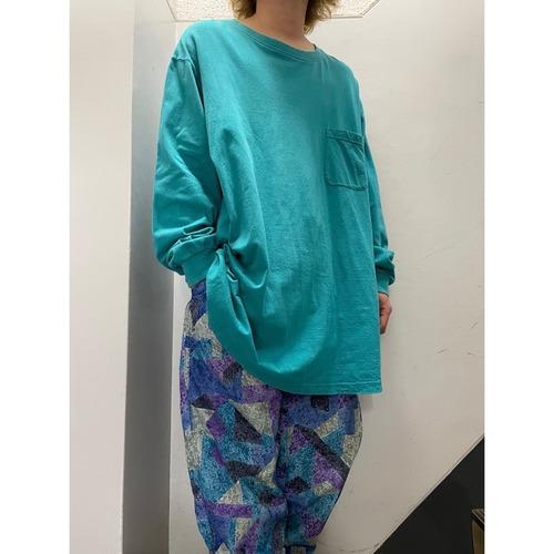 90's KINGSIZE L/S Tシャツ