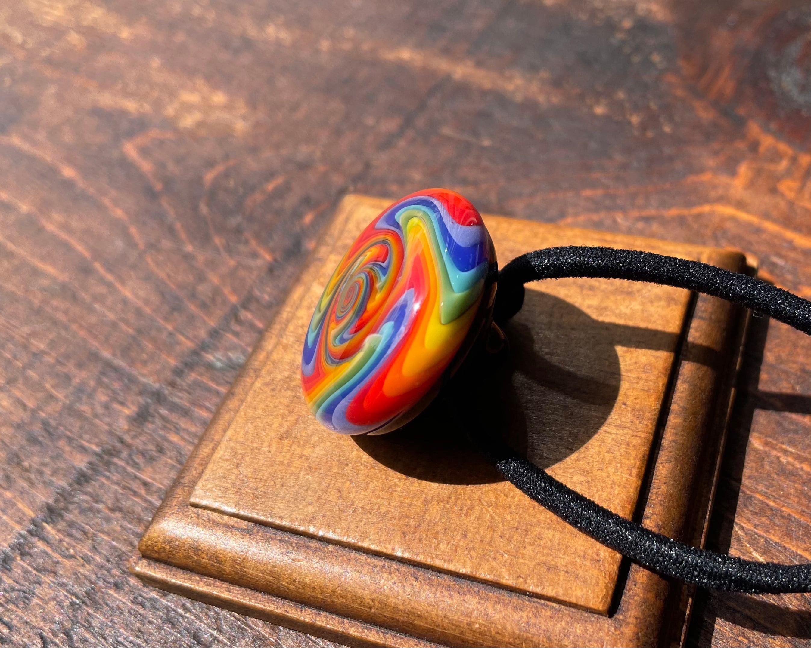 【Rainbow SB ヘアゴム】