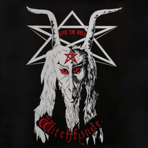 "WITCHFYNDE ""Give 'Em Hell"" (輸入盤)"
