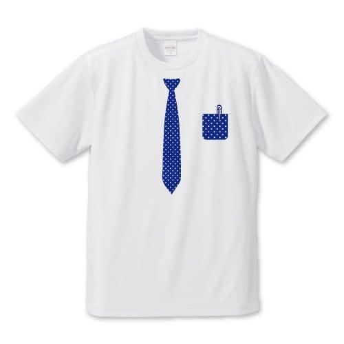 「ネクタイ」Tシャツ