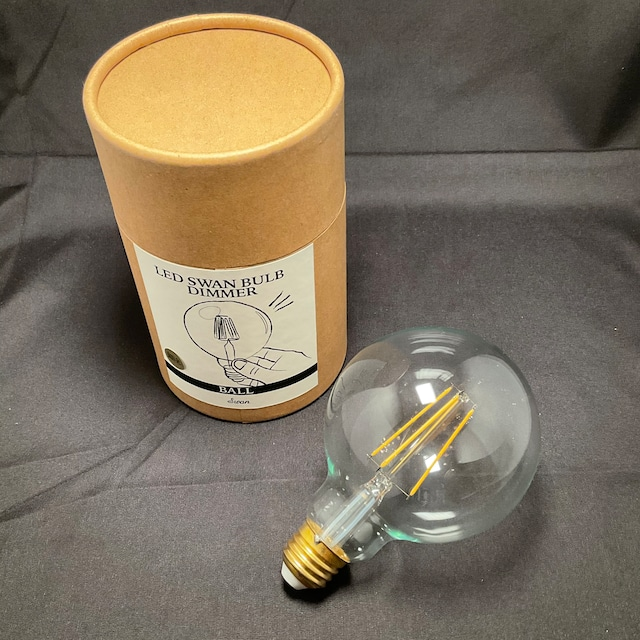 E26 60W相当《調光器対応》バルブ ボール球形 (G250L) (LED電球)