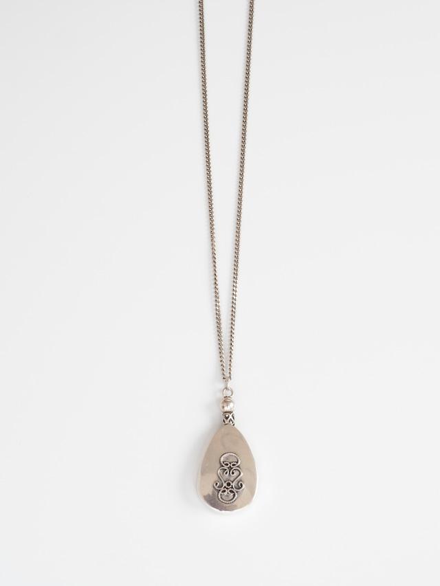 Perfume Bottle Necklace / Israel