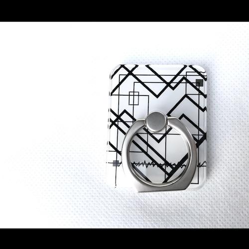 ZA case SQUARE RING 【MONOKURO】