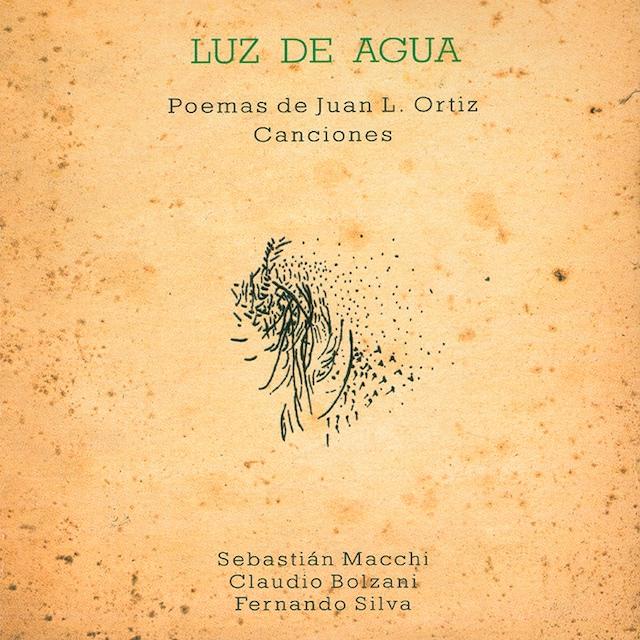 【CD】Sebastián Macchi、Claudio Bolzani、Fernando Silva「LUZ DE AGUA」(bar buenos aires)