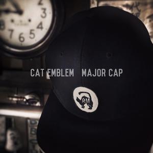 CAT EMBLEM MAJOR CAP