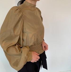 Balkan sleeve tops / Gold