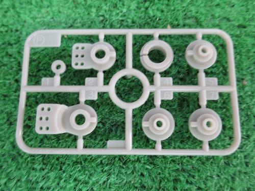 タミヤ CW-01系 グラスホッパー Pパーツ サーボセイバー 0115065