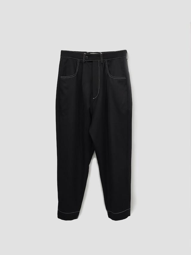 Lownn 4 Pockets Pants  Black FW21-4POCKETS-684.601-5730