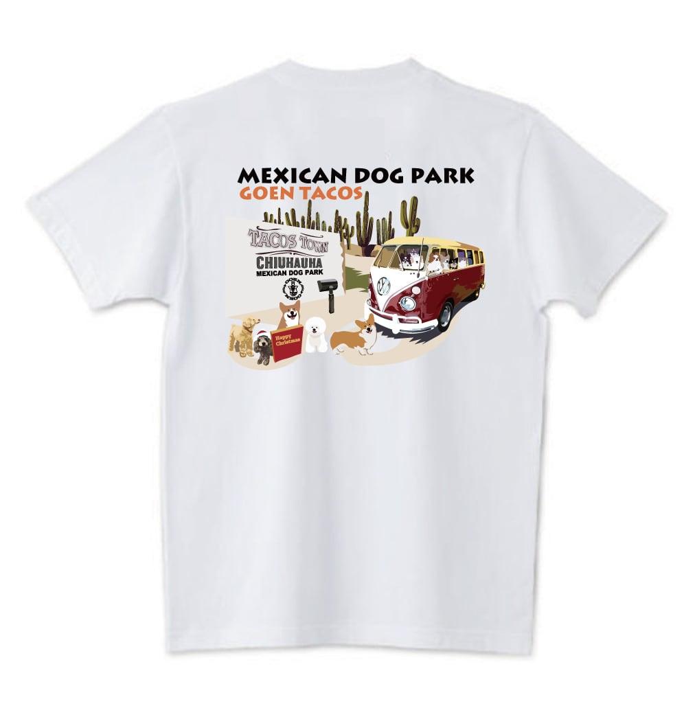No.2020-welshcorgi-0035  : 5.6oz  メキシカンドッグパークのタコス屋さん