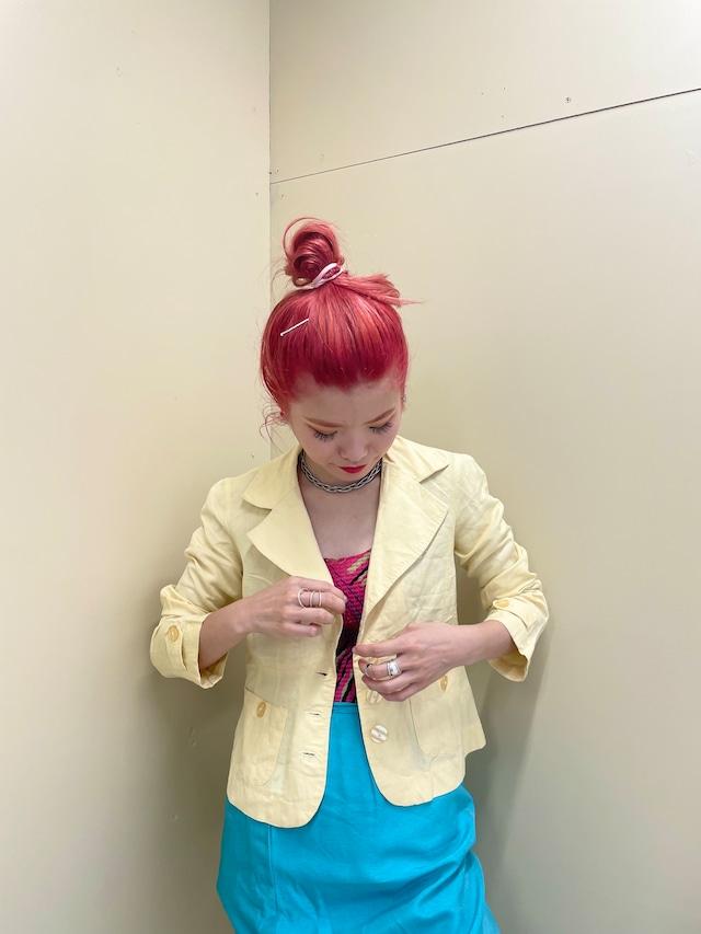 linen short  jacket / 7SSTP01-21