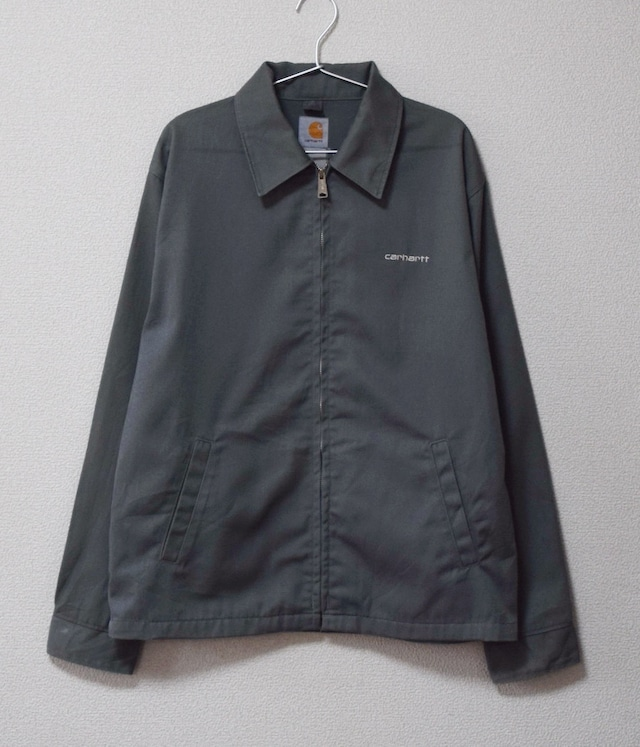 USED CARHARTT DRIZZLER JACKET