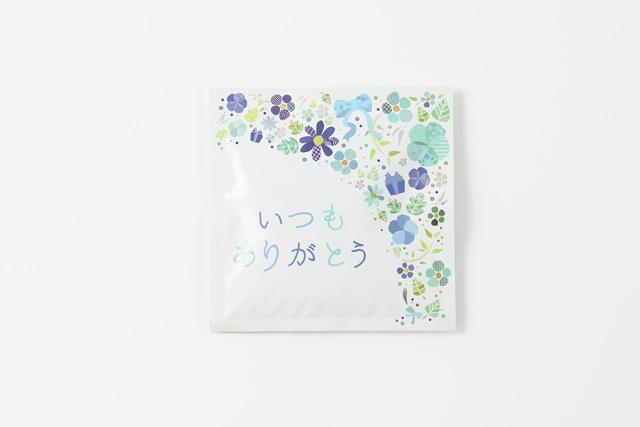 テ・マニス『ありがとう(緑)』ティーバッグ(2g×3P入り)×1袋