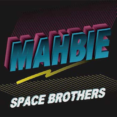 【ラスト1/CD】MAHBIE - Space Brothers