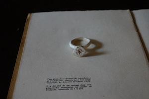 "po.ring  ""ROSE""  size/ 11.5-12"