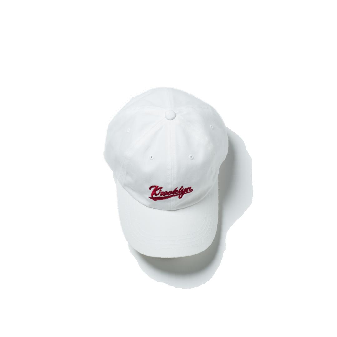 K'rooklyn Logo Cap - White