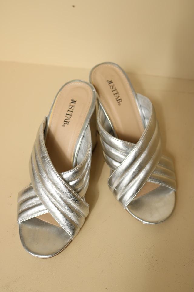 metallic sandal / 6SSGD23-26