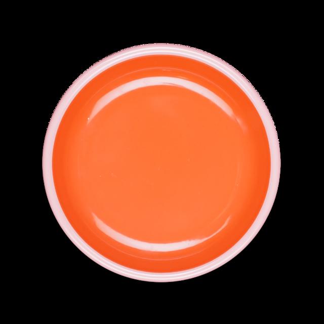 BORNN / COLORAMA - Small Plate - Red