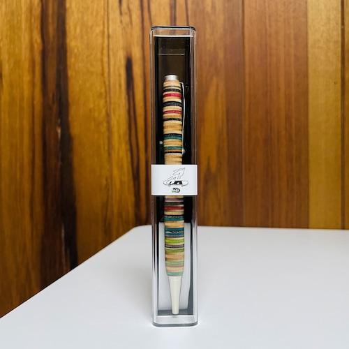 MadWood / マッドウッド スケボー Ball point pen[スリムタイプ] slim-2