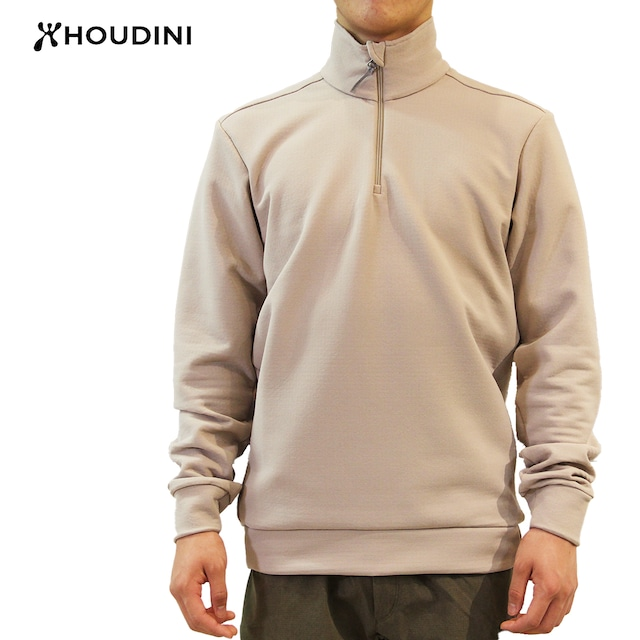 HOUDINI   Mens Mono Air Halfzip