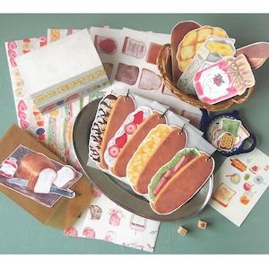 【10/18までの限定販売】秋のパン祭り!豪華でお得な可愛いパン雑貨のセット