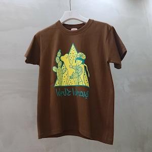 たかはしよしこ / エジプト塩Tシャツ