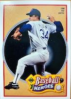 MLBカード 91UPPERDECK Baseball Hero Nolan Ryan #16of18