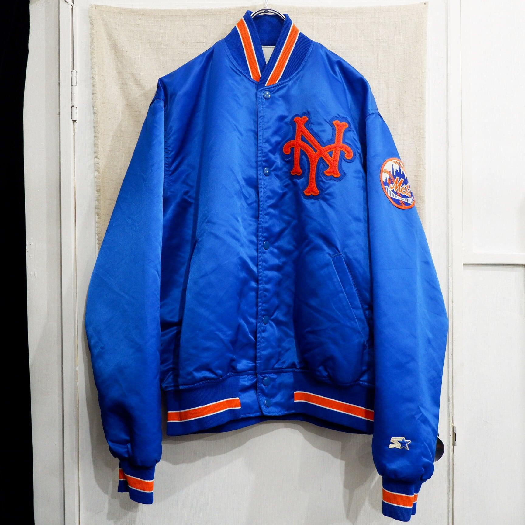 """アメリカ古着 1990s USA製 STARTER """"New York Mets"""" ジャケット"""