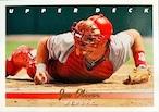 MLBカード 93UPPERDECK Joe Oliver #234 REDS