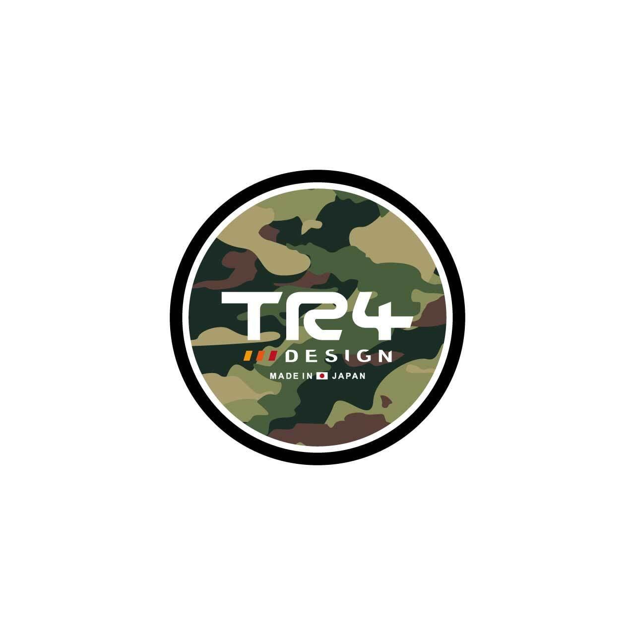 【 TR4Design 】TR4Design Sticker Decal #01CAMO