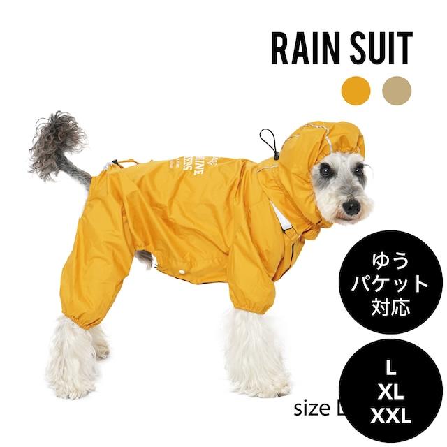 Mandarine brothers(マンダリンブラザーズ)RAIN SUITS レインスーツ L ,XL ,XXLサイズ ゆうパケット対応(1個まで)