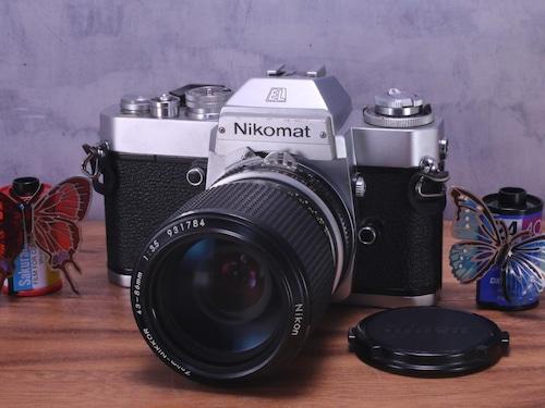 Nikon Nikomat EL ズームレンズ