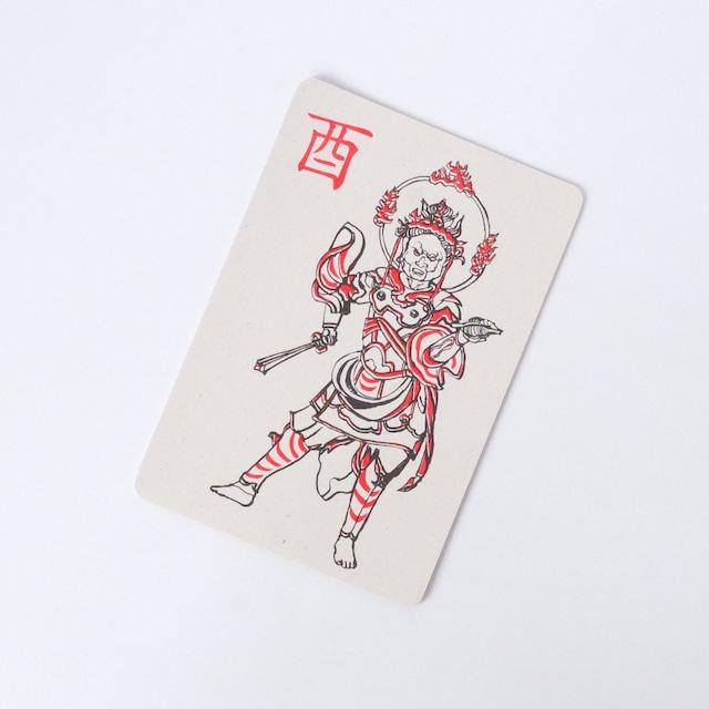 十二神将ポストカード - 酉神