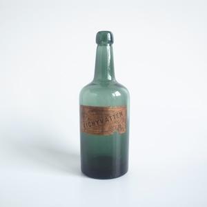 VICHY Glass bottle
