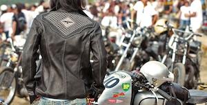 インディアンチーフビーズ刺繍ジャケット