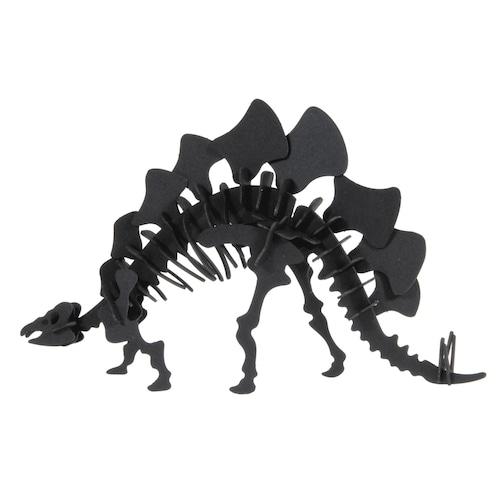 3D工作キット ステゴサウルス(ペーパークラフト)