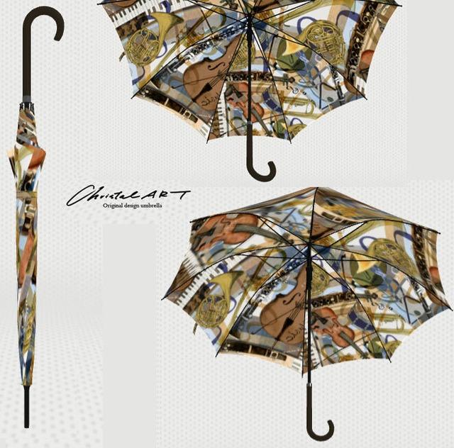 ◆受注生産◆「ハーモニー柄」雨傘専用