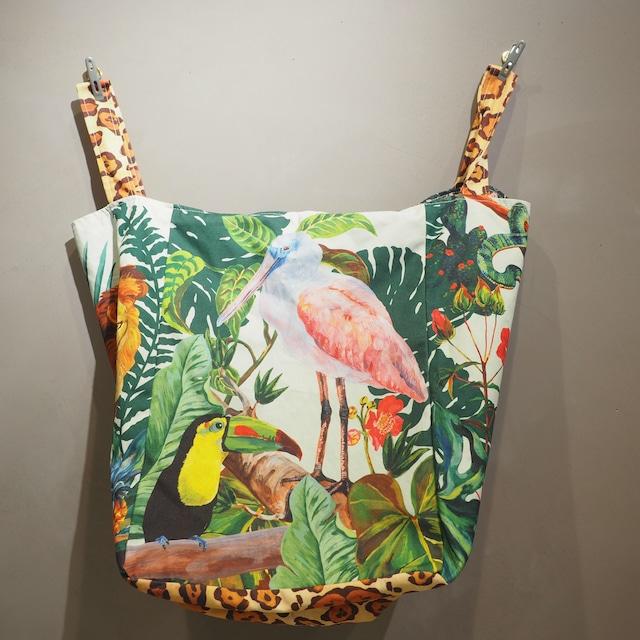 Nathalie Lete Farmers Bag Jungle
