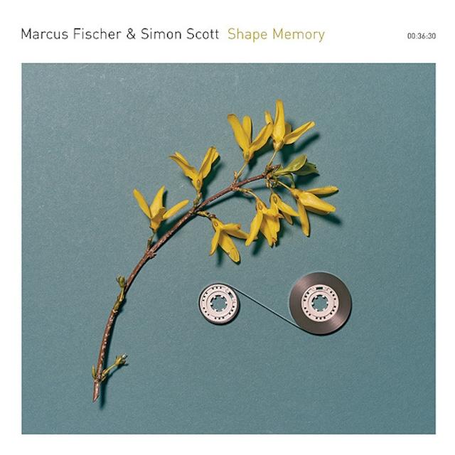 【CD】Marcus Fischer & Simon Scott - Shape Memory(12k)